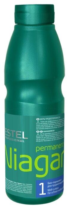 Estel Professional Био-перманент № 1 для трудноподдающихся волос Niagara