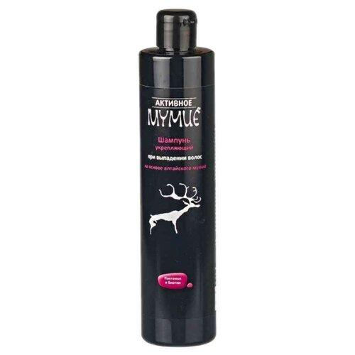 Активное Мумиё Укрепляющий шампунь при выпадении волос 330 млШампуни<br>
