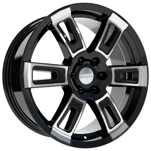 цена на Колесный диск SKAD Тор 8x18/6x139.7 D106.2 ET25 Алмаз