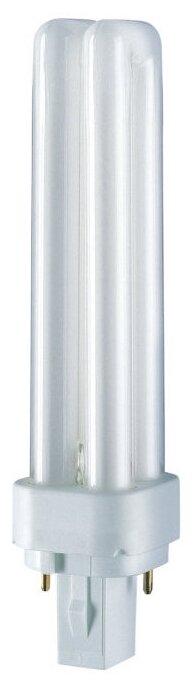 Лампа люминесцентная OSRAM Dulux D 840, G24d, T11, 13Вт
