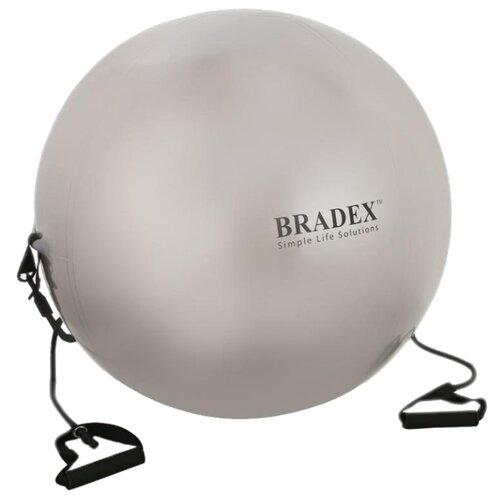 Фитбол BRADEX SF 0216, 65 см серый