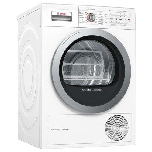 Сушильная машина Bosch WTY87781OE белый
