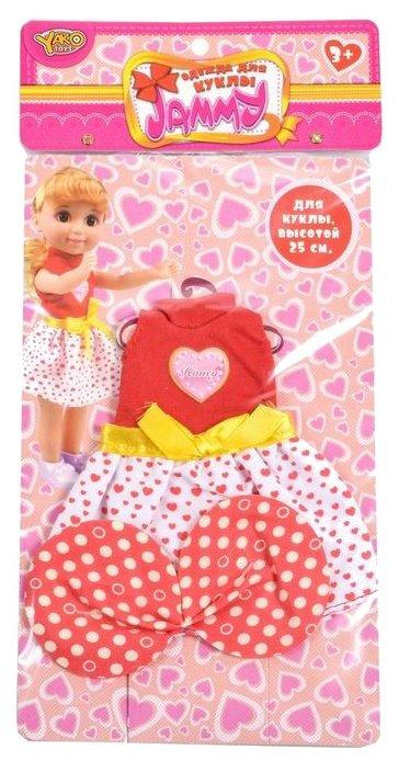 Yako Одежда для кукол Jammy 25 см M6573