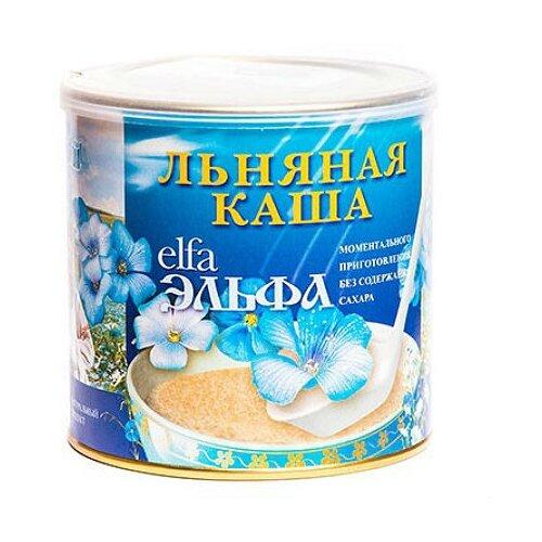 Эльфа Золотой лён Каша льняная натуральная, 400 г