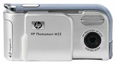 Фотоаппарат HP Photosmart M22