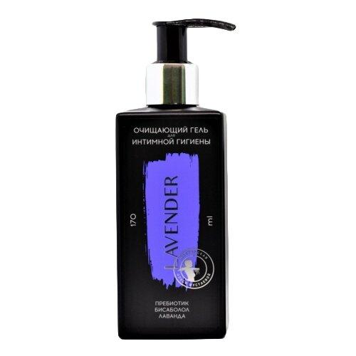 цена на Мастерская Олеси Мустаевой Гель для интимной гигиены Lavender, 170 мл