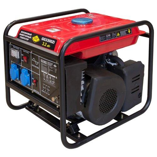 Бензиновый генератор DDE GG3300Zi (3200 Вт) бензиновый генератор dde g550e 5000 вт