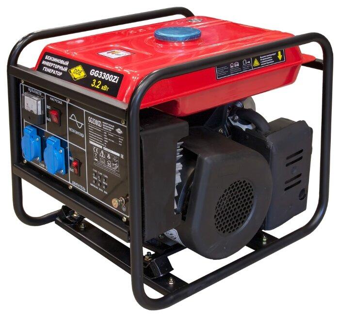Бензиновый генератор DDE GG3300Zi (3200 Вт)