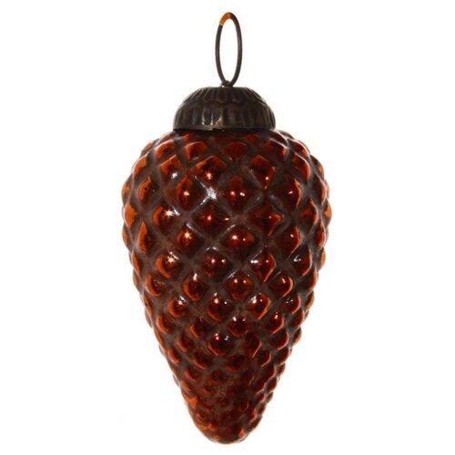 Елочная игрушка SHISHI 45143, красный