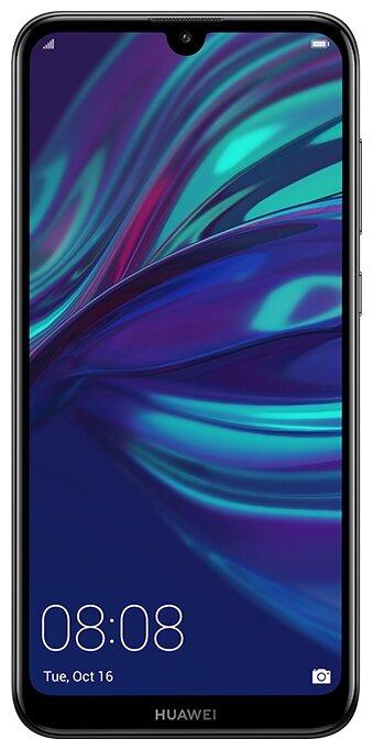 Смартфон HUAWEI Y7 (2019) — купить по выгодной цене на Яндекс.Маркете