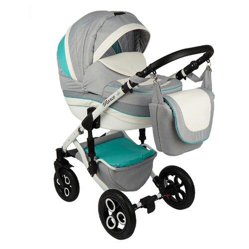 Купить Универсальная коляска Marimex Marco (2 в 1) серый/мятный, Коляски