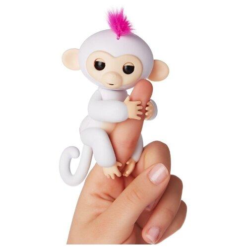 Купить Интерактивная игрушка робот WowWee Fingerlings Ручная обезьянка София, Роботы и трансформеры