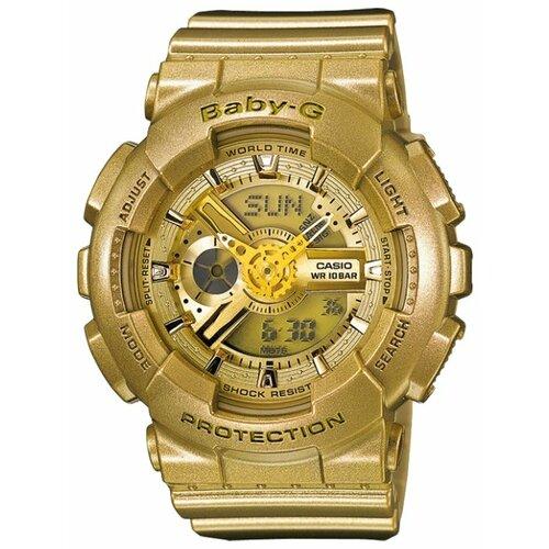 Фото - Наручные часы CASIO BA-111-9A женские часы casio ba 111 1a