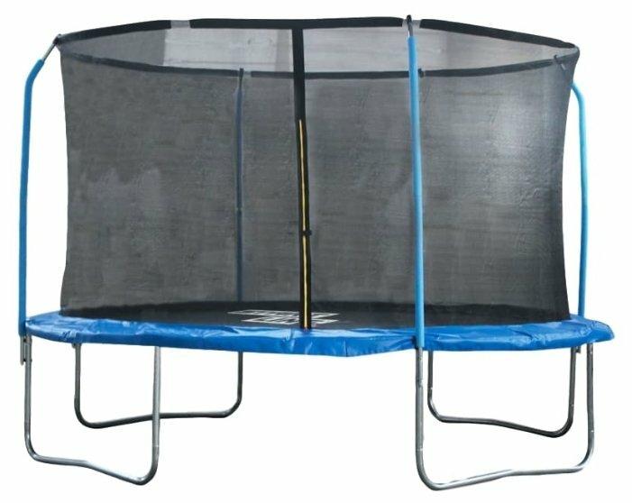 Батут 10 футов с внутренней сеткой и держателями сетки Start Line