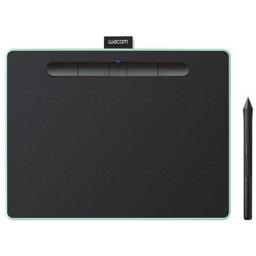 Графический планшет WACOM Intuos M Bluetooth (CTL-6100WLK-N/CTL-6100WLE-N) фисташковый