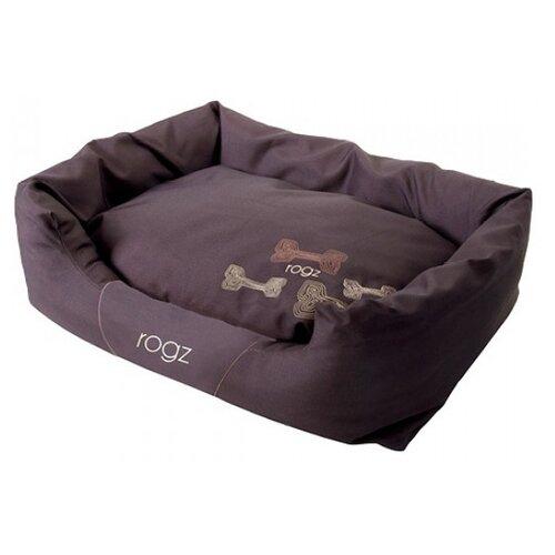 Лежак для собак Rogz Spice Pod Mocha Bone PPSCE 56х35х22 см кофейные косточки