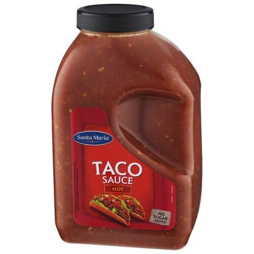 Соус Santa Maria Taco Hot, 3.7 кг