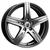 Колесный диск K&K Андорра 6.5x16/5x100 D67.1 ET45 Дарк платинум