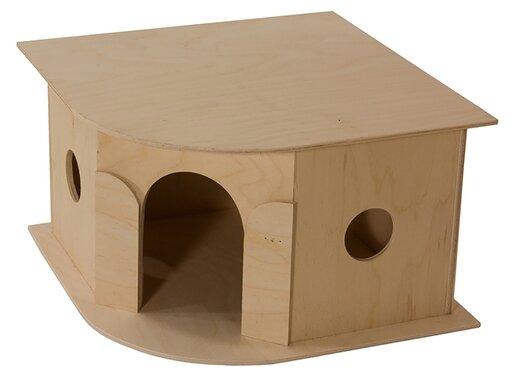 Домик для грызунов Дарэлл 8555 30х30х18 см