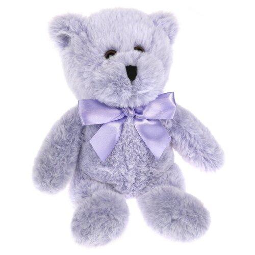 Фото - Мягкая игрушка Fluffy Family Мишка Зефирка, голубая, 19 см (681866) мягкая игрушка fluffy family мишка зефирка голубая 19 см 681866