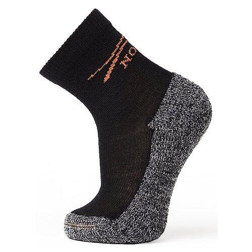 Носки NORVEG Multifunctional 9MU, размер 35-38, черный/серый