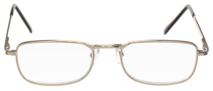 Очки корректирующие PROFFI 8808, + 3.00, цвет оправы: серебристый