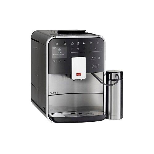 Кофемашина Melitta Caffeo Barista TS Smart SST серебристый кофемашина melitta caffeo barista ts f 750 101 1450 вт серебристый