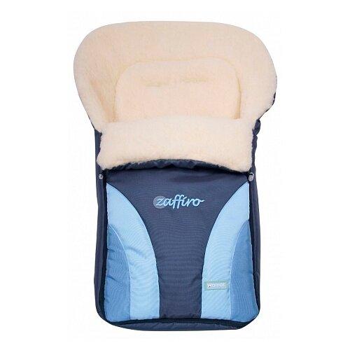 Купить Конверт-мешок Womar Crocus в коляску 90 см 1 голубой, Конверты и спальные мешки