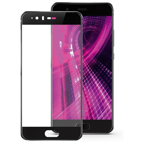 Купить Защитное стекло Mobius 3D Full Cover Premium Tempered Glass для Huawei Honor P10 черный