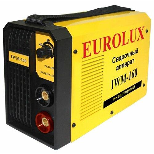 цена на Сварочный аппарат Eurolux IWM-160 (MMA)