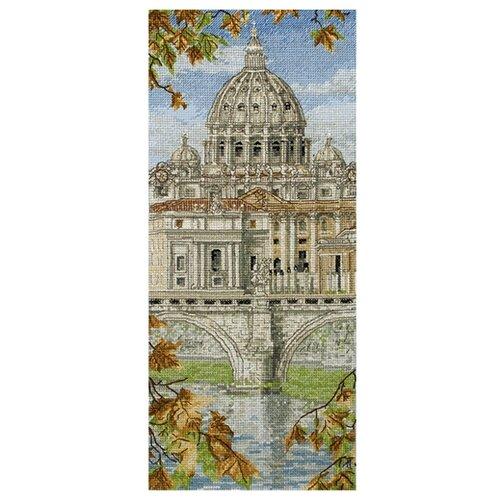 Anchor Набор для вышивания Базилика Св.Петра 32 х 14 см (PCE0815) Anchor   фото
