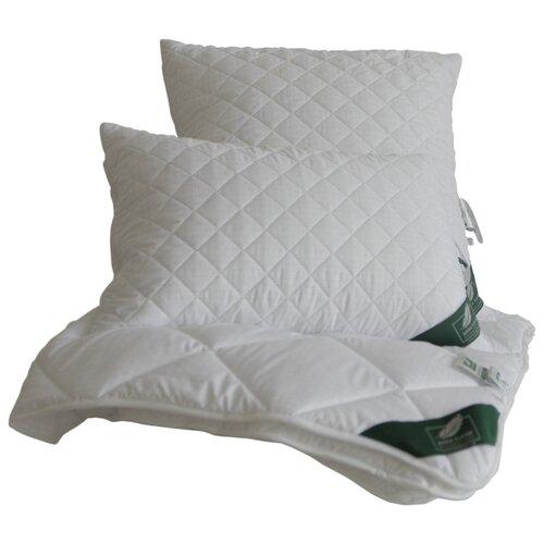 Одеяло всесезонное Flaum ENERGIE 150x200, цвет белый в клетку