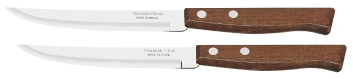TRAMONTINA Набор ножей для стейка Tradicional, 2 шт.