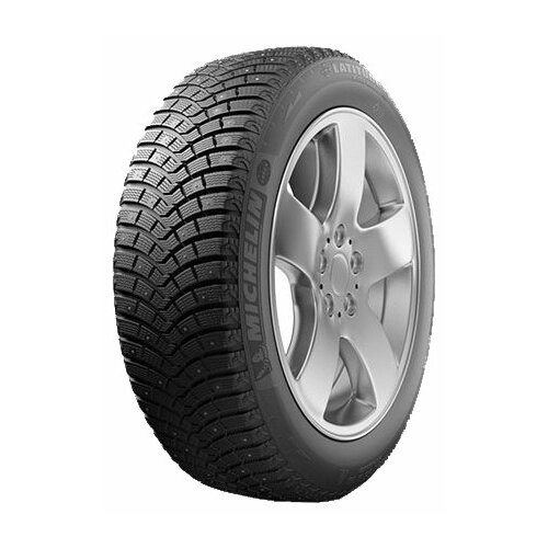 Автомобильная шина MICHELIN Latitude X-Ice North 2 + 225/65 R17 102T зимняя шипованная michelin x ice 3 run flat 225 55 r17 97h шип