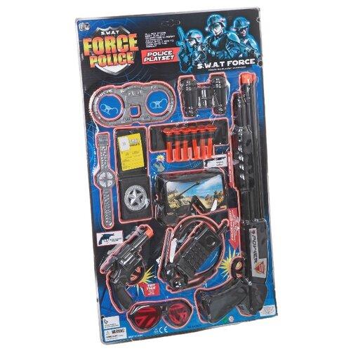 Купить Игровой набор Shenzhen Toys Police playset AK2865, Полицейские и шпионы