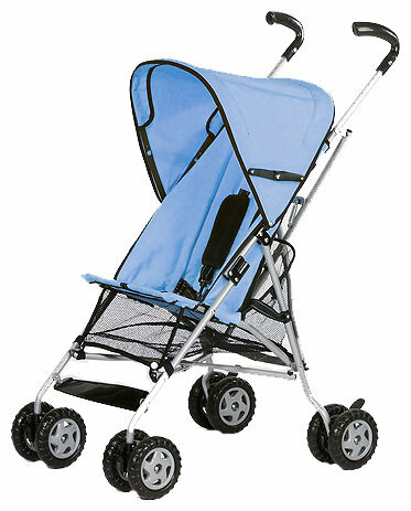 Прогулочная коляска Hoco Quad Plus