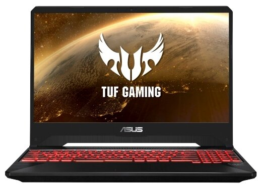 "Ноутбук ASUS TUF Gaming FX505DY-BQ024T (AMD Ryzen 5 3550H 2100 MHz/15.6""/1920x1080/8GB/512GB SSD/DVD нет/AMD Radeon RX 560X/Wi-Fi/Bluetooth/Windows 10 Home)"