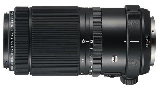 Объектив Fujifilm GF 100-200mm f/5.6R LM OIS WR