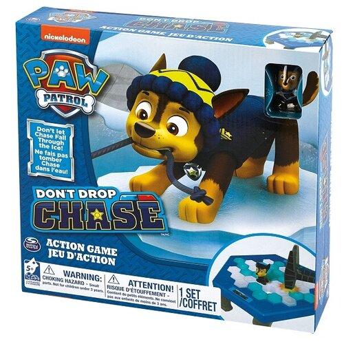 Настольная игра Spin Master Спаси Чейза 6039199 spin master 6045561 настольная игра обезьянка и кольца