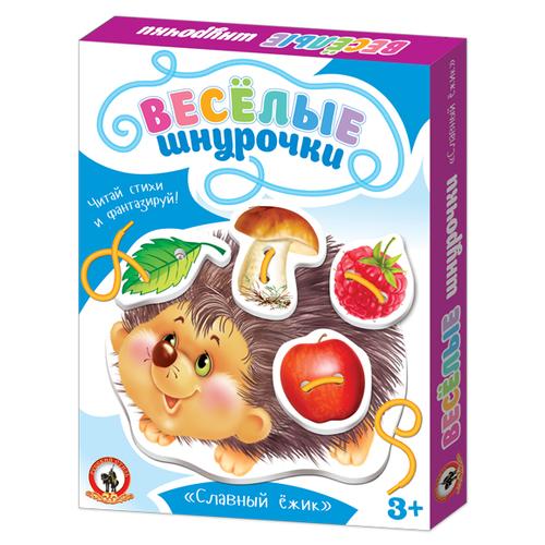 Купить Шнуровка Русский стиль Славный ежик (03230), Шнуровки