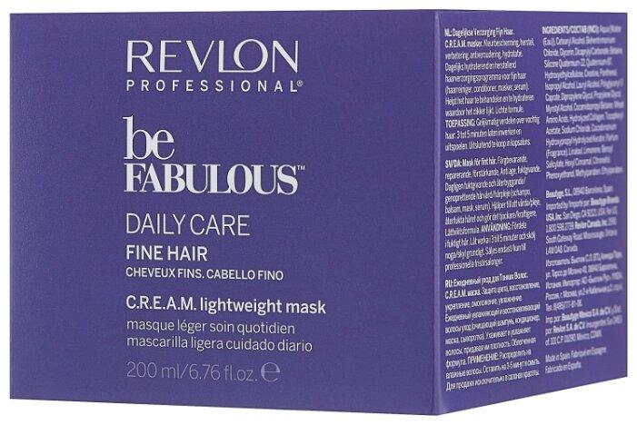 Revlon Professional Be Fabulous Маска для тонких