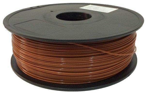 PLA пруток FL-33 1.75 мм коричневый