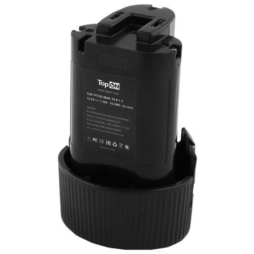 Аккумуляторный блок Topon TOP-PTGD-MAK-10.8-1.5 10.8 В 1.5 А·чАккумуляторы и зарядные устройства<br>