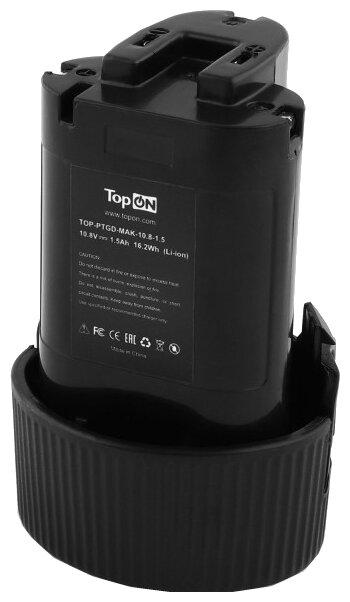 Аккумуляторный блок Topon TOP-PTGD-MAK-10.8-1.5 10.8 В 1.5 А·ч
