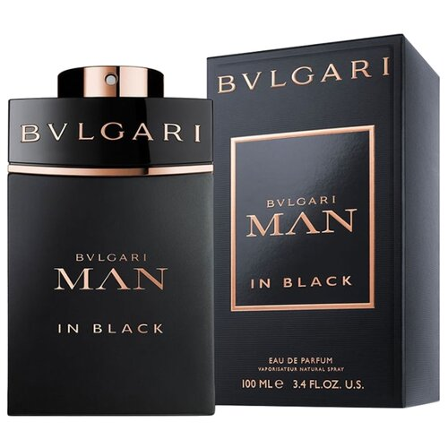Парфюмерная вода BVLGARI Bvlgari Man in Black, 100 мл парфюмерная вода 50 мл bvlgari парфюмерная вода 50 мл