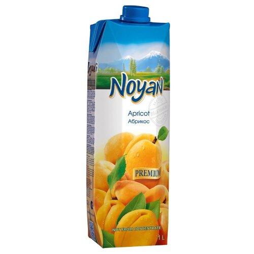Нектар Noyan Абрикос, с крышкой, 1 л нектар noyan облепиха с крышкой 1 л