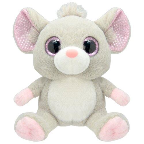 Мягкая игрушка Wild Planet Мышь серая 25 см.