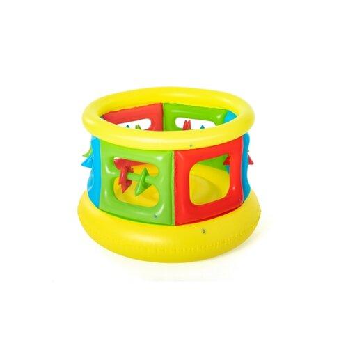 Купить Надувной комплекс Bestway Jumping Tube Gym 52056, Надувные комплексы и батуты