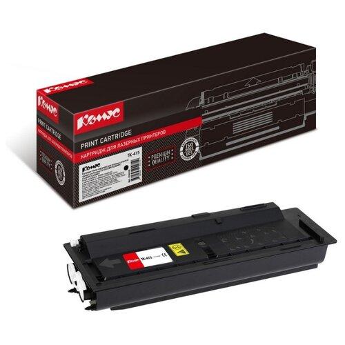 Фото - Картридж лазерный Комус TK-475 черный, для Kyocera FS-6025/6030 картридж лазерный комус tk 580k черный для kyocera fs c5150dn