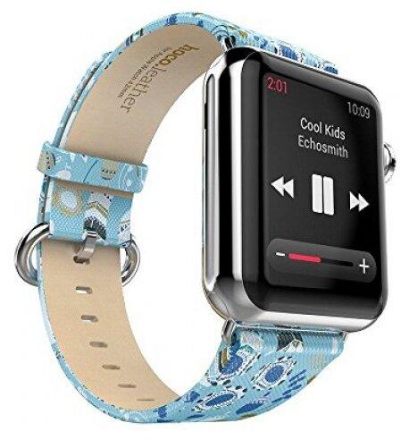 Hoco Ремешок Lucida Series Figure для Apple Watch 42 мм